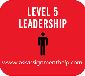 level 5 leadership assignment help