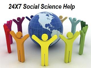 Social studies questions homework help