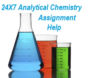 analytical chemistry assignment help