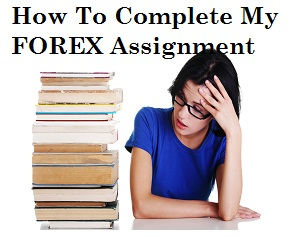 FOREX Assignment Help