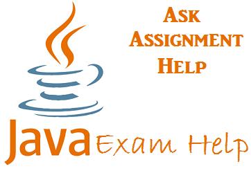 Java Exam Help