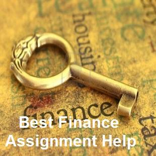 best finance assignment help