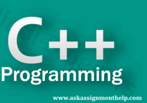 c++ programming assignment project help