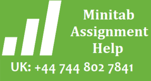 minitab assignment help