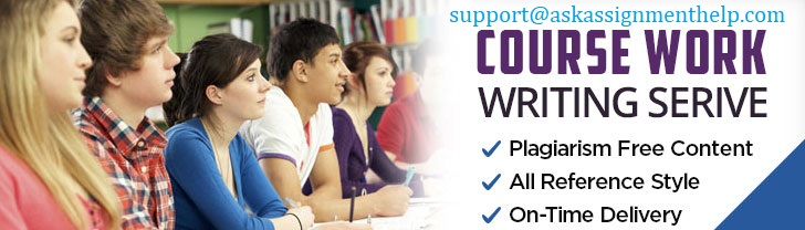 online coursework writing services