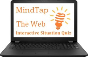 the web interactive situation quiz