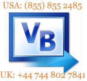 Vb homework help