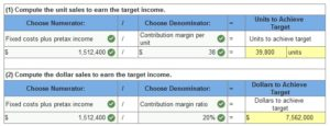 Connect Managerial Accounting Chapter 5