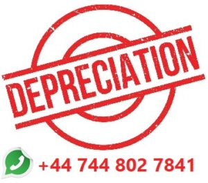 depreciation assignment help